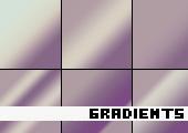 Photoshop Gradient/Verlauf 95 -