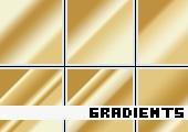 Photoshop Gradient/Verlauf 45 -