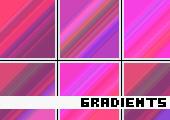 Photoshop Gradient/Verlauf 34 -
