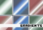 Photoshop Gradient/Verlauf 7 -
