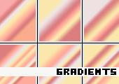 Photoshop Gradient/Verlauf 76 -