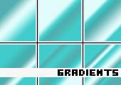 Photoshop Gradient/Verlauf 74 -