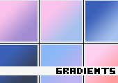 Photoshop Gradient/Verlauf 79 -