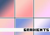 Photoshop Gradient/Verlauf 80 -