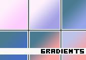Photoshop Gradient/Verlauf 81 -
