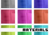 Scrapbooking Material 157 -
