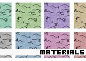 Scrapbooking Material 158 -