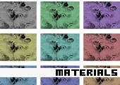 Scrapbooking Material 159 -