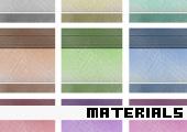 Scrapbooking Material 161 -
