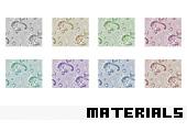 Scrapbooking Material 149 -