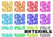 Scrapbooking Material 114 -