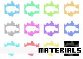 Scrapbooking Material 98 -