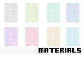 Scrapbooking Material 105 -