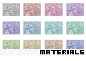 Scrapbooking Material 81 -