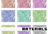 Scrapbooking Material 115 -
