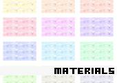 Scrapbooking Material 82 -