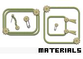 Scrapbooking Material 8 -