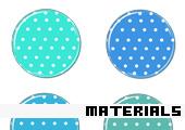 Scrapbooking Material 133 -