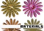 Scrapbooking Material 141 -