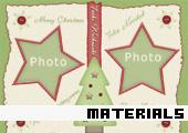 Scrapbooking Material 50 -
