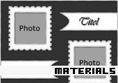 Scrapbooking Material 46 -
