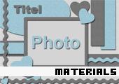 Scrapbooking Material 13 -