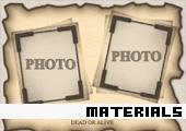 Scrapbooking Material 38 -