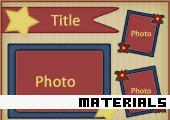 Scrapbooking Material 45 -