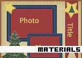 Scrapbooking Material 43 -