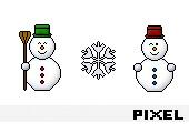 - Pixel-Art Grafiken 1406 -