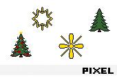 - Pixel-Art Grafiken 1407 -