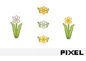 - Pixel-Art Grafiken 1465 -