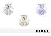 - Pixel-Art Grafiken 1264 -