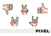 - Pixel-Art Grafiken 398 -
