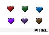 - Pixel-Art Grafiken 1157 -