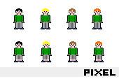 - Pixel-Art Grafiken 352 -