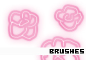 Photoshop Brushes 160 -