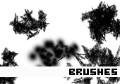 Photoshop Brushes 152 -