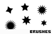 Brushes :: Packet enthaelt Mod of the night Brushes