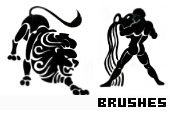 Photoshop Brushes 164 -